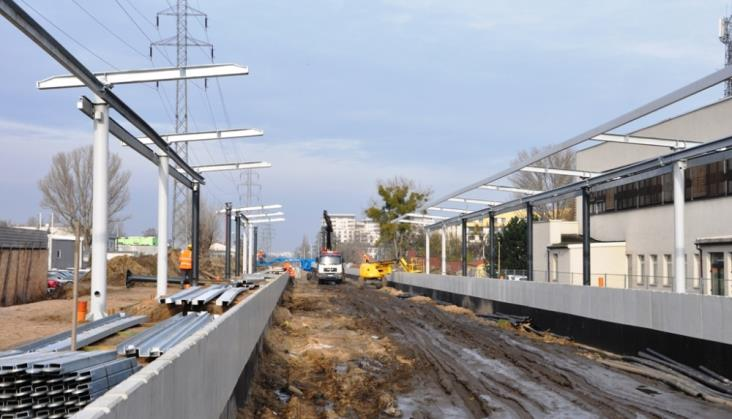 Ponad 4 mld euro na 21 projektów kolejowych w ramach CEF-u