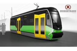 Elbląskie tramwaje z dofinansowaniem. Tak będą wyglądać nietypowe Moderusy