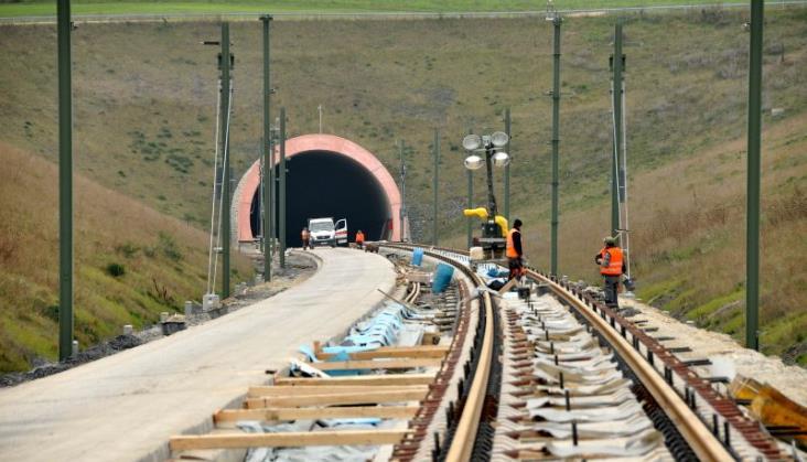 PKP PLK: 1500 km nowych linii do obsługi CPK