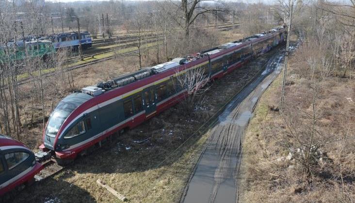 PKP Intercity chce gruntownie przebudować swoją bazę w Krakowie