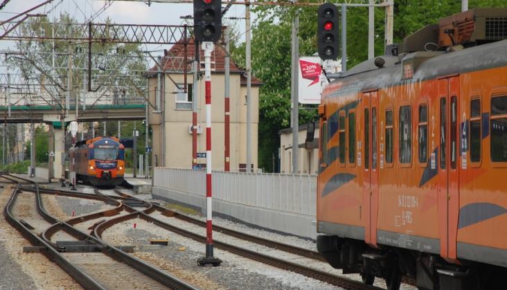 Lubuskie. Krótsza podróż pociągiem z Rzepina do Kostrzyna