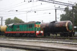 Ukraińcy dogadują się z Litwinami. Wzmacniają intermodal, chcą modernizować tabor