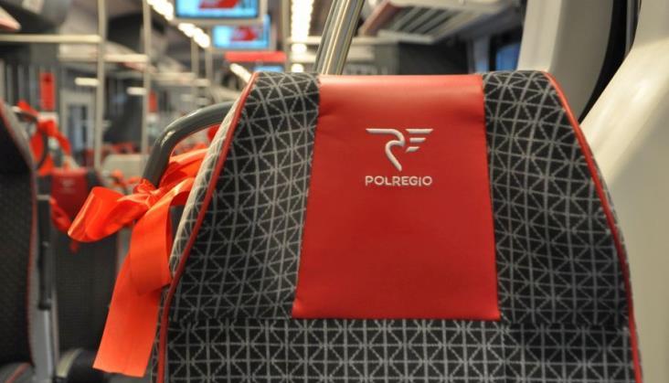 Bilety Polregio wracają do Koleo