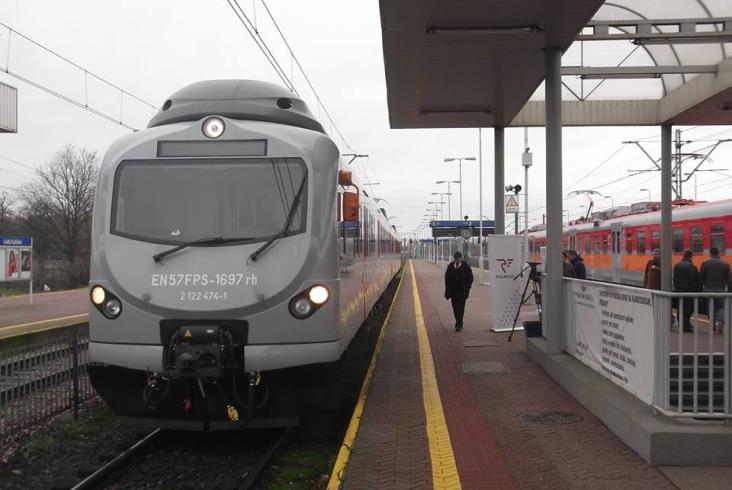 Feniksy dotarły do Łódzkiego. Będą też ED72