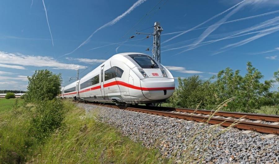 ICE 4 rozpoczął kursowanie w Niemczech [zdjęcia]