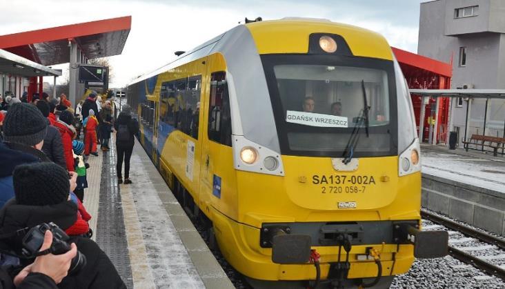 Nowe przystanki PKM w Gdyni cieszą, wątpliwości dotyczą rozkładu jazdy