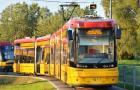 Burmistrz Woli za tramwajem na Odolanach. Priorytet dla transportu zbiorowego