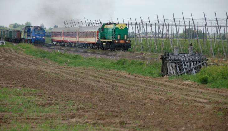 Spore problemy z realizacją połączeń PKP Intercity do Hrubieszowa
