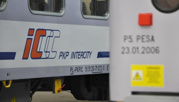 PKP Intercity wysyła 10 wagonów 1. klasy do modernizacji