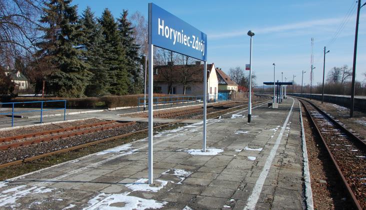 Podkarpackie: Są efekty Wojewódzkiego Funduszu Kolejowego