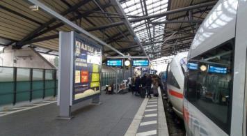 ICE po nowej trasie Monachium – Berlin