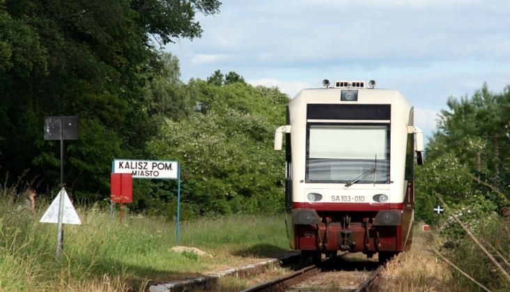 Złocieniec – Choszczno: Wróci ruch pasażerski?
