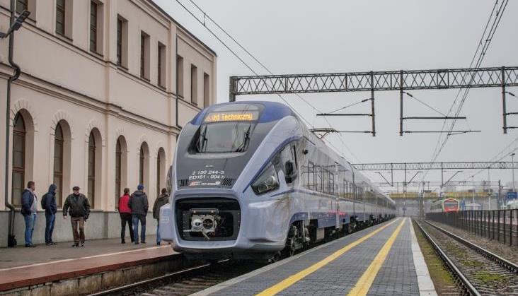 PLK: Szansa na 200 km/h z Warszawy do Białegostoku do 2027 roku
