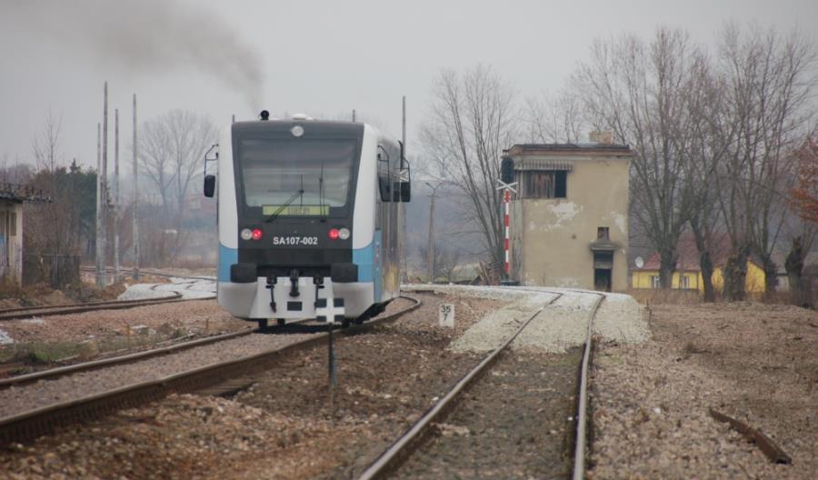 Linia Lublin – Stalowa Wola Rozwadów przed modernizacją