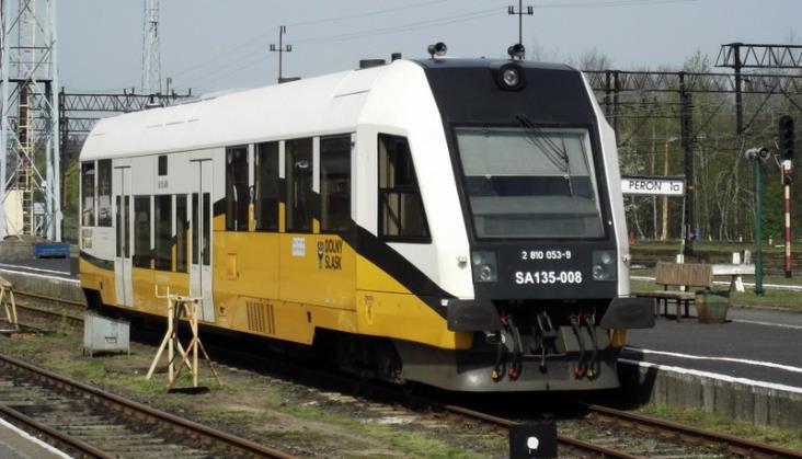 Koleje Dolnośląskie: Przybyło 2 miliony nowych pasażerów