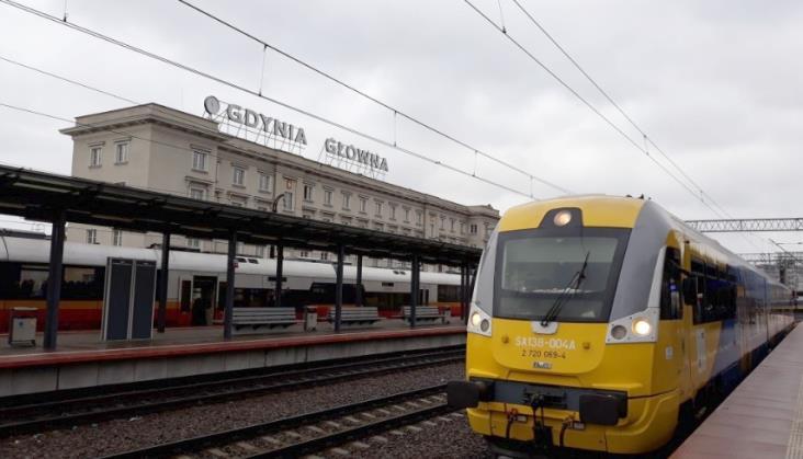 Przewozy Regionalne zadowolone z łączonych kursów Gdynia – Kaliningrad