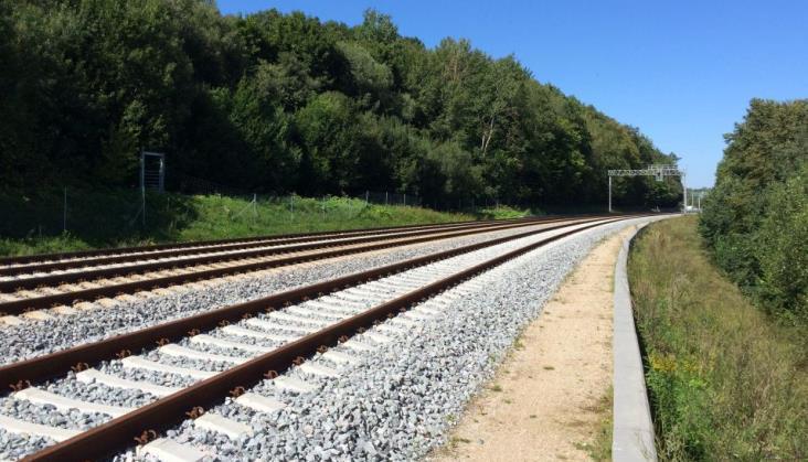 PKP Energetyka włącza się w realizację Rail Baltiki na Litwie. Jest nowa spółka