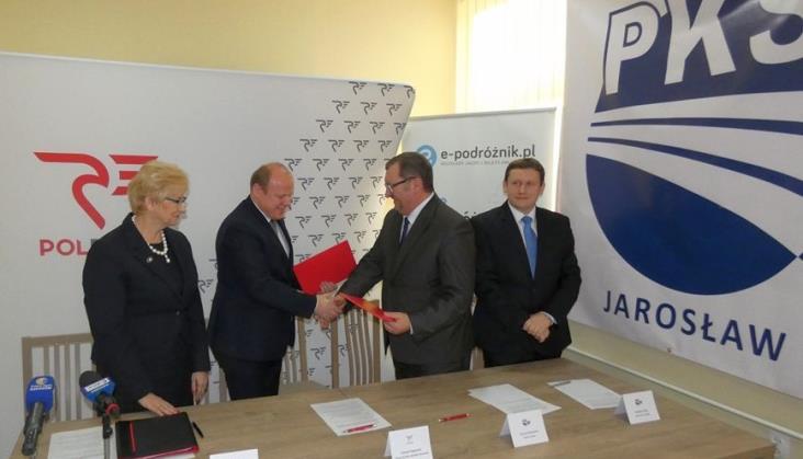PR będą współpracować z PKS Jarosław