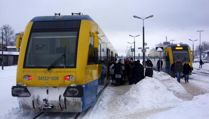 Pomorskie: Za część pociągów nadal kursują autobusy