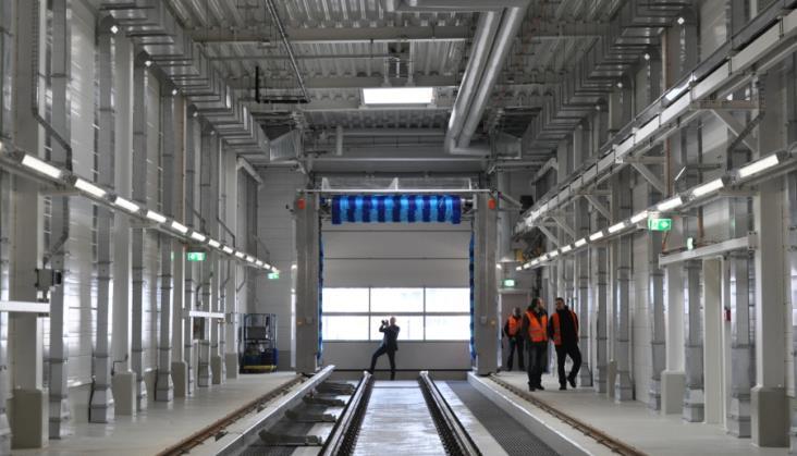 PKP Intercity zbuduje myjnię dla pociągów na Grochowie