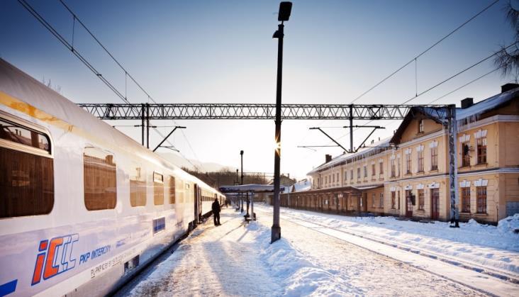 PKP Intercity prezentuje ofertę na ferie zimowe