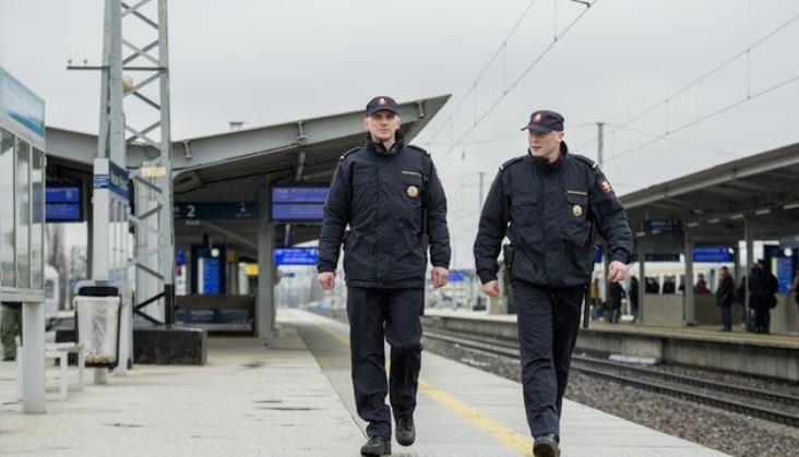 Więcej patroli Straży Ochrony Kolei podczas ferii