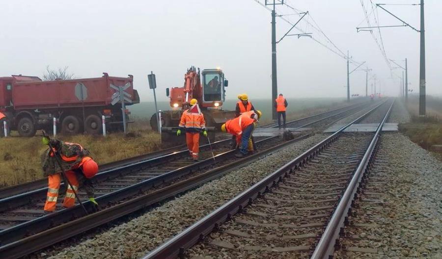 Nadodrzanka: Rozpoczęła się modernizacja na odcinku Drzeńsko – Kostrzyn