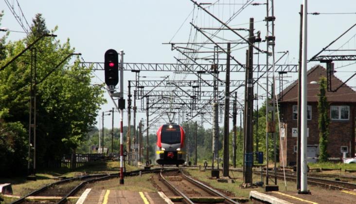 ŁKA: Oznaczenia na pociągach zgodne z prawem