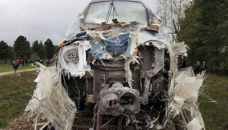 Skąd tak długi czas naprawy Pendolino po wypadku w Ozimku? MIB odpowiada