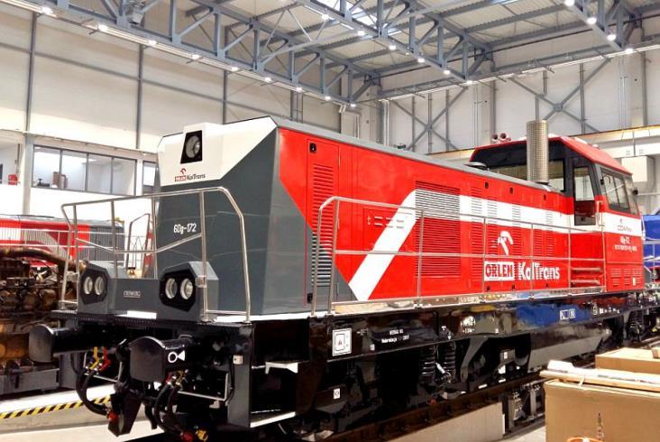 Pierwsze zmodernizowane przez Newag lokomotywy w Orlenie