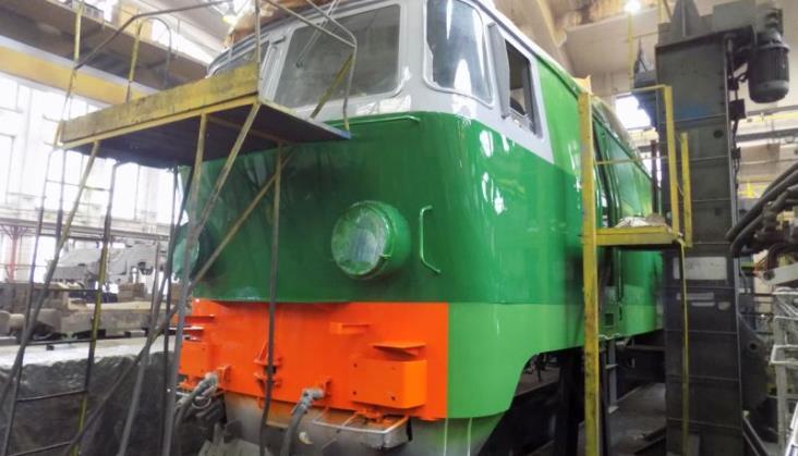 PKP Cargo przywróciło historyczne barwy ET22-980. Prezentacja lokomotywy w Zduńskiej Woli – Karsznicach