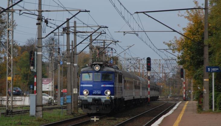 MI: Są nowe zasady wyznaczania postojów pociągów TLK i IC na małych stacjach