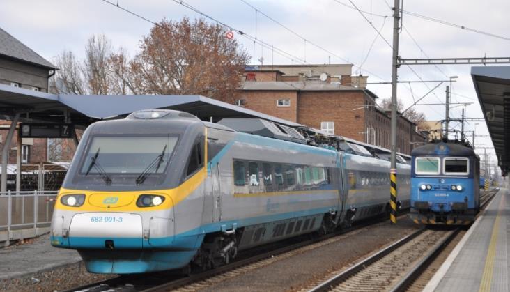 České dráhy przewiozły w 2017 o 3,2 mln pasażerów więcej niż w 2016