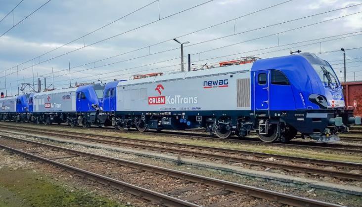Newag: Griffiny mogą jeździć po całej sieci kolejowej
