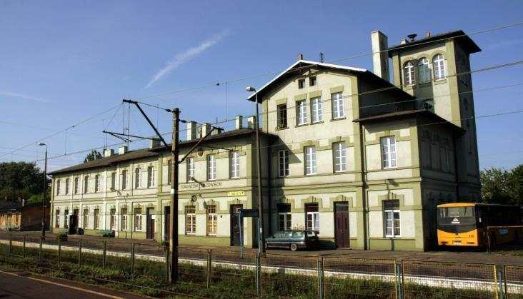 Na linii Tomaszów - Opoczno powstaną dwa nowe przystanki pasażerskie