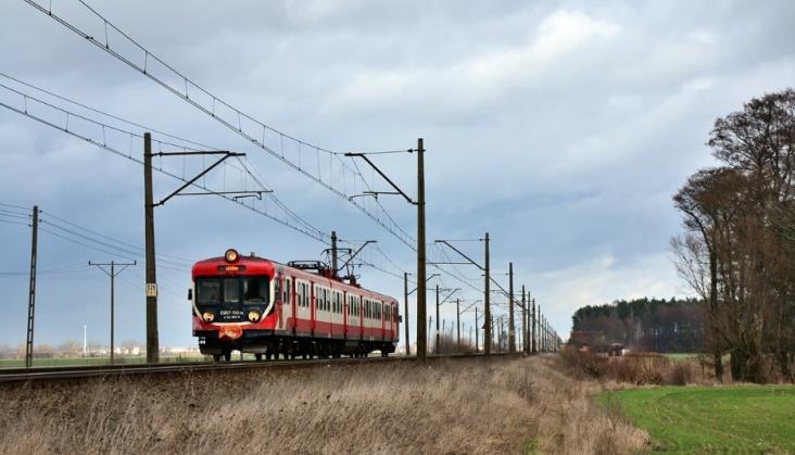 Jest opóźnienie przy modernizacji odcinka E59 między Lesznem a Rawiczem