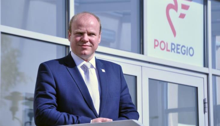 Zgorzelski: Przewozy Regionalne mają jeszcze większy zysk niż w 2016 roku