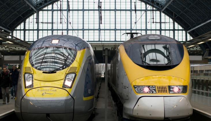 Eurostar otwiera połączenie Amsterdam – Londyn