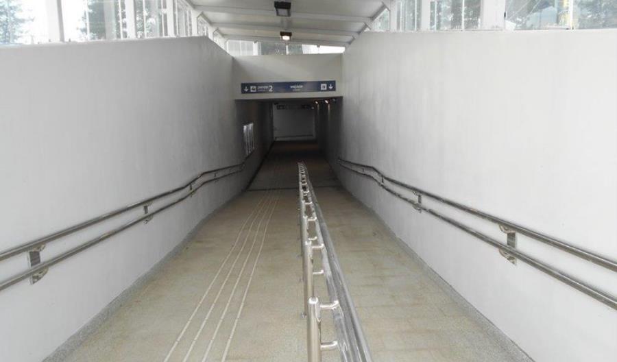 We Włoszczowie Północ powstał nowy tunel pod torami