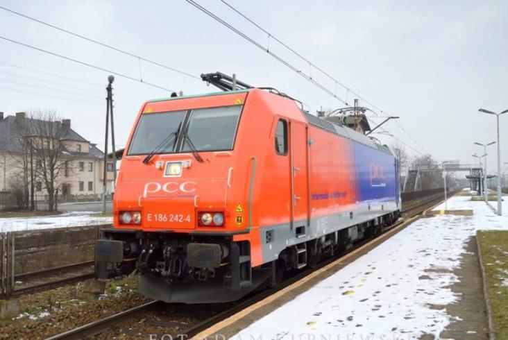 PCC Intermodal rozwija przewozy dzięki Traxxom