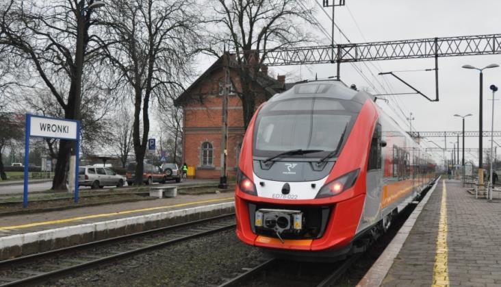 Są pierwsze przetargi na modernizację E59 między Poznaniem a Szczecinem
