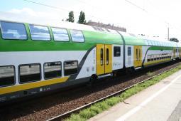 Kolej jako element zrównoważonego transportu zbiorowego