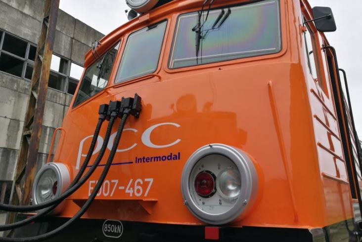 Drugi Traxx już w PCC Intermodal. Operator rozwija siatkę własnych połączeń