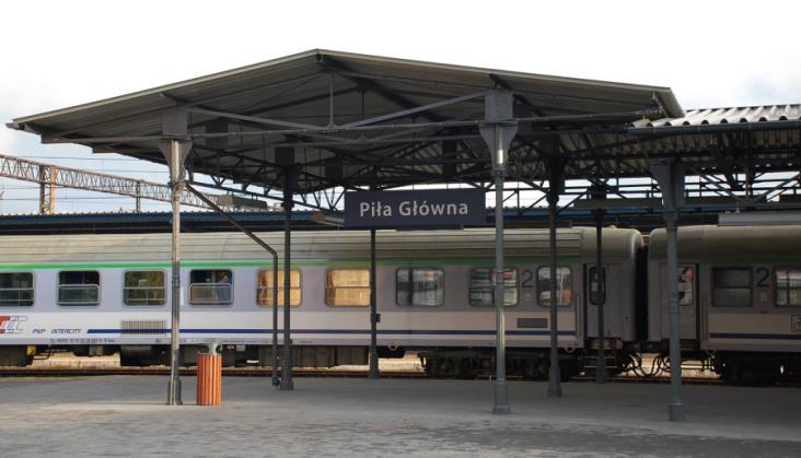 Za kolejowe objazdy między Poznaniem a Piła zapłacą także podróżni