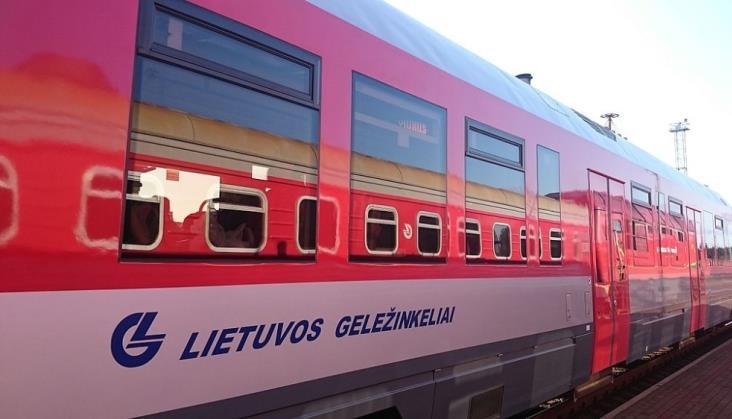 Będzie restrukturyzacja Kolei Litewskich