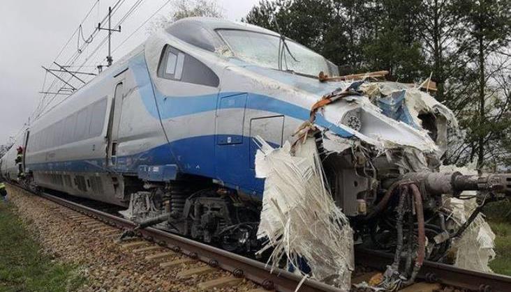 Naprawa Pendolino po wypadku może kosztować nawet 25 milionów złotych