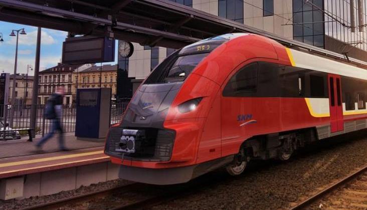 SKM Warszawa: Modernizacja WWK poprawi komfort jazdy