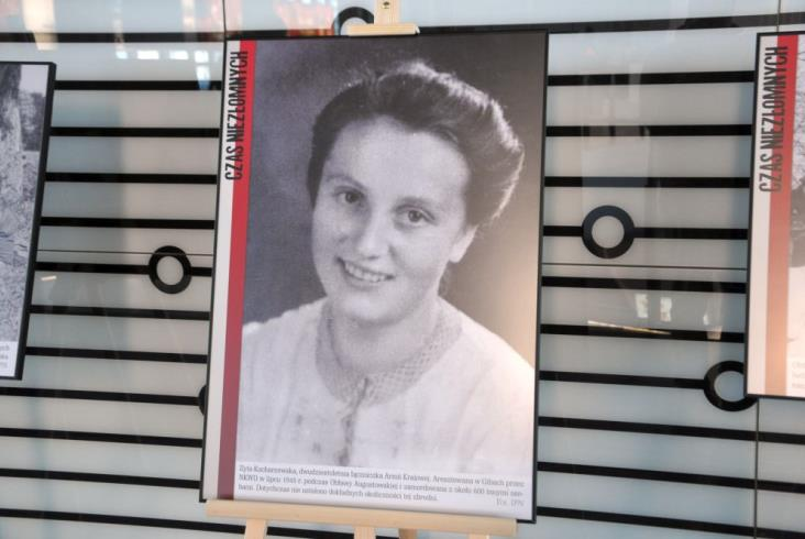 Grupa PKP otworzyła wystawę na obchody Dnia Pamięci Żołnierzy Wyklętych