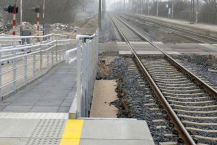 Zakończył się pierwszy etap prac na linii Poznań – Piła