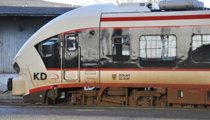 Koleje Dolnośląskie kupią dwa spalinowe zespoły trakcyjne